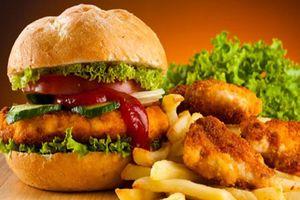 12 lý do nên 'từ chối' thức ăn nhanh
