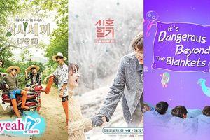 Những chương trình truyền hình thực tế Hàn Quốc là lựa chọn hàng đầu để giải tỏa áp lực không thể bỏ qua