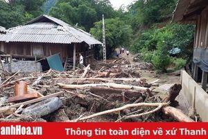 Lũ lụt ở Thanh Hóa