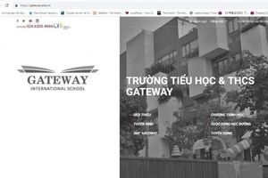 Sau vụ bé trai lớp 1 tử vong vì bị bỏ quên trên xe đưa đón, trường Gateway gỡ bỏ danh xưng 'quốc tế'