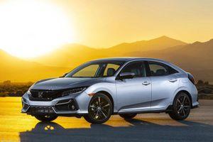 Đôi điều cần biết về Honda Civic Hatchback 2020, giá hơn 500 triệu đồng