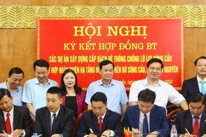 Dự án BT gần 10.000 tỷ đồng: Tỉnh Thái Nguyên thừa nhận lãng phí!