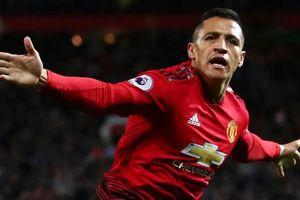 Alexis Sanchez sắp thoát khỏi Man United