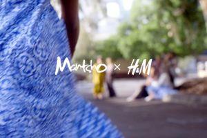 Bộ sưu tập đầu tiên H&M kết hợp với nhà thiết kế Nam Phi