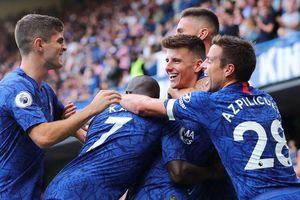 Chelsea - Leicester City 1-1, Mount mở tài khoản, Lampard có điểm đầu tiên