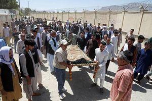 Ít nhất 63 người bỏ mạng trong vụ đánh bom vào đám cưới rúng động Afghanistan
