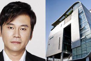 Cảnh sát khám xét trụ sở YG để điều tra cáo buộc đánh bạc của 'bố Yang'
