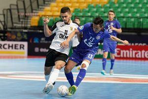 Ngoại binh tỏa sáng, Thái Sơn Nam giành hạng ba futsal châu Á