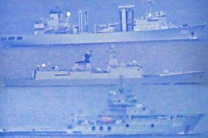 Philippines nói tàu chiến Trung Quốc 'gây phiền nhiễu' khi xâm nhập lãnh hải