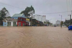 Phú Quốc thiệt hại 107 tỷ đồng do trận ngập lụt bất thường