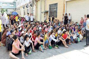 Tin vui cho 2.000 công nhân ở Hải Phòng bơ vơ vì giám đốc bỏ trốn