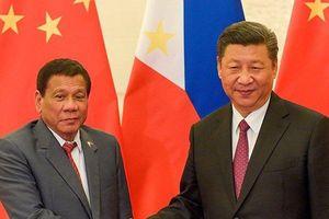 Tổng thống Duterte sẽ nhấn mạnh phán quyết của Tòa Trọng tài khi tới thăm Trung Quốc