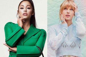 Dù chưa chính thức phát hành nhưng album mới của Taylor Swift bất ngờ vượt qua thành tích khủng của Ariana Grande