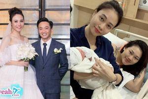 Mới kết hôn, Đàm Thu Trang đã muốn có con khi than thở dành cả thanh xuân để thăm bạn sinh em bé?