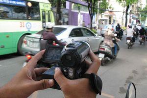 Hình ảnh do người dân cung cấp, là bằng chứng để xử phạt vi phạm giao thông