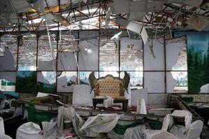 Đám cưới đẫm máu tại Afghanistan, ít nhất 63 người chết