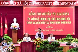 Thừa Thiên Huế: Cần có cơ chế hướng đến Đô thị di sản - Thành phố trực thuộc Trung ương