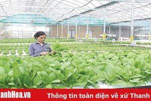 Ứng dụng khoa học công nghệ trong sản xuất nông nghiệp ở huyện Đông Sơn