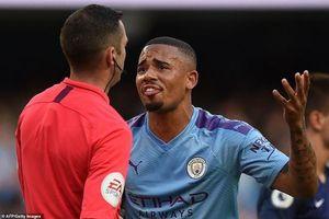 VAR lấy đi chiến thắng của Man City trước Tottenham