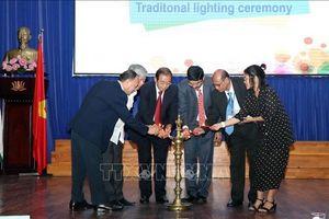 Bạn bè Việt - Ấn hội ngộ tại kỷ niệm 72 năm Ngày Độc lập Cộng hòa Ấn Độ