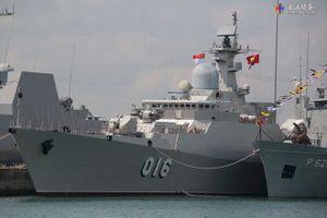 Khám phá sức mạnh chiến hạm Quang Trung hiện đại nhất Việt Nam