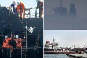 Iran đổi tên tàu dầu MT Grace 1 vừa được Anh thả để tránh Mỹ?