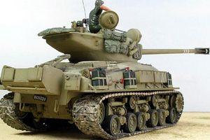 Sức mạnh đáng sợ của xe tăng Sherman trong tay quân đội Israel