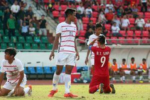 U18 Việt Nam thất bại tại U18 Đông Nam Á: Đứng dậy ở nơi đã vấp ngã!