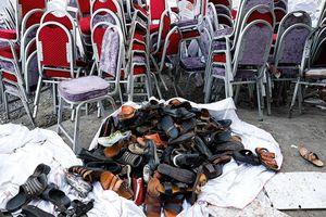 Ám ảnh hiện trường vụ đánh bom đám cưới ở Afghanistan, 63 người chết