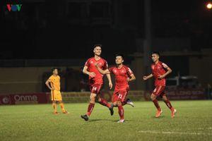 Vòng 21 V-League 2019: Hải Phòng đẩy HAGL xuống vị trí áp chót