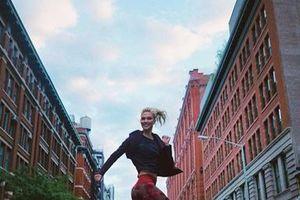 'Dắt túi' ngay các mẹo này của siêu mẫu Karlie Kloss để việc chạy bộ trở nên dễ dàng hơn