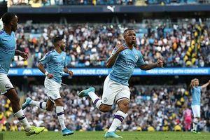VAR khước từ bàn thắng phút 92, Man City hòa cay đắng Tottenham