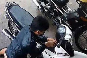 Trộm cắp nhiều xe máy rồi rao bán trên mạng xã hội