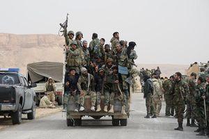 Quân đội Syria giành được nhiều chiến thắng quan trọng trên chiến trường