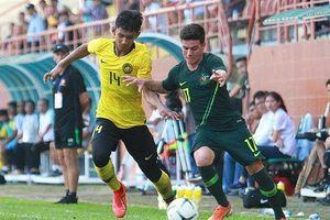 Chung kết U-18: Úc - Malaysia có khả năng đá hai hiệp phụ