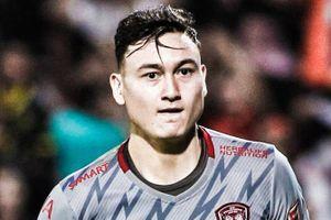 Văn Lâm mắc sai lầm khiến Muangthong chia điểm ở Thai League