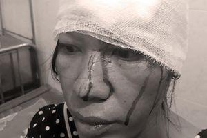Người phụ nữ khuyết tật đang mang thai bị đánh nhập viện