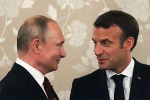 Nga - Pháp xích lại gần nhau trước thềm G7 nhóm họp