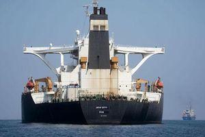 Iran cảnh báo hậu quả nghiêm trọng nếu Mỹ bắt siêu tàu Grace 1