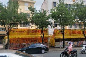 Bức xúc việc vỉa hè cơ quan, bệnh viện thành… cửa hàng bánh trung thu