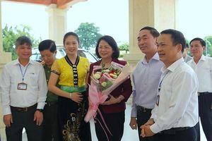 Phó Chủ tịch nước Đặng Thị Ngọc Thịnh: ĐH Thái Nguyên phải trở thành một đại học vùng điển hình