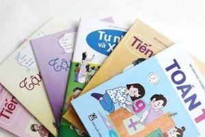 Bộ Giáo dục và Đào tạo sẽ công bố kết quả thẩm định sách giáo khoa lớp 1 vào cuối tháng 9