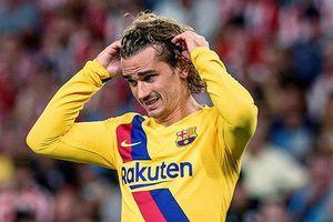 Vì sao Griezmann không thể lấy số 7 ở Barcelona?