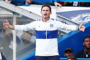 Lampard bực bội: 'Chelsea chơi thiếu cá tính'