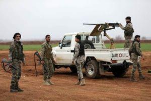 Phiến quân Syria thân Thổ Nhĩ Kỳ tấn công quân đội Nga ở Aleppo