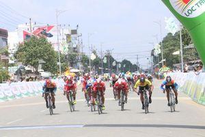 Giải Xe đạp ĐBSCL 2019 hấp dẫn và gay cấn ở những chặng đua cuối