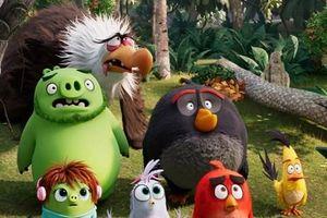 'The Angry Birds Movie 2' không đạt mức doanh thu như mong đợi