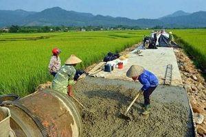 Thừa Thiên-Huế huy động trên 11.000 tỷ đồng xây dựng nông thôn mới