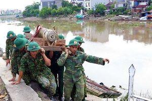 Hải Phòng: Di dời thành công quả bom cỡ lớn ở sông Tam Bạc