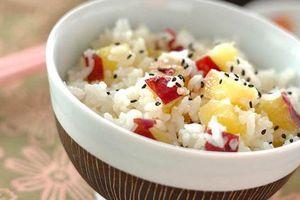 Bỏ thêm 1 thứ này vào nấu cơm đảm bảo vị ngon gấp 10 lần, giá trị dinh dưỡng cũng tăng gấp bội